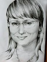 Portrét podle fotografie